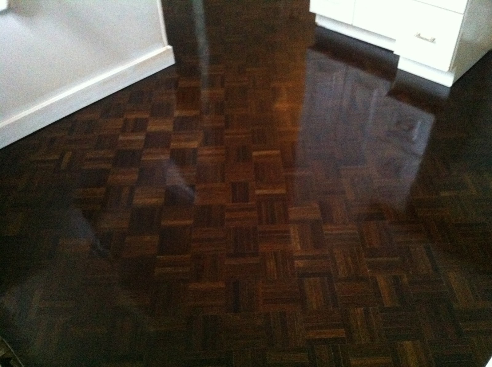 We Decided To Do A Light Ebony, Which Is Several Shades Darker Than The  Floors Were Before....but Not Too Dark Where It Doesnu0027t Fit With The Rest  Of The ...