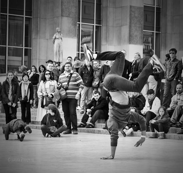 street dance au Trocadéro © Laura Prospero