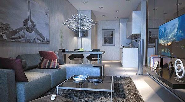 The Centren @ Geylang Living Room