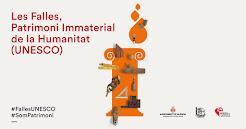 FALLAS 2017: PATRIMONIO INMATERIAL DE LA HUMANIDAD (UNESCO)