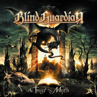 Blind Guardian a twist in the Muth