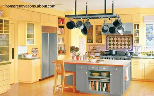 Arquitectura de casas consejos para elegir colores de - Colores de pintura para cocinas modernas ...