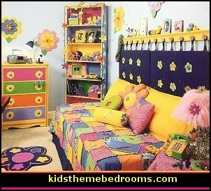 Decorating theme bedrooms maries manor hippie for 70s bedroom ideas