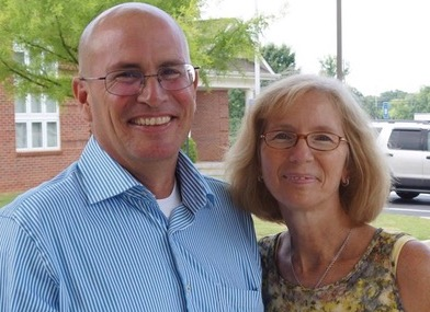 Carl and Diane Moffi  - Diane serves as howFar's Haiti Country Director