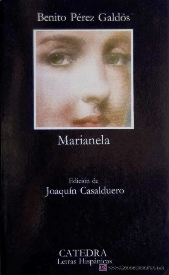 an overview of the book marianella by benito perez galdos Free kindle book and epub digitized and proofread by project gutenberg.