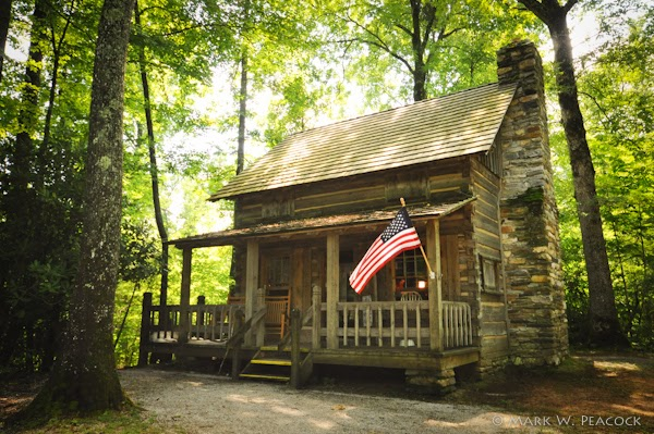 Appalachian treks linville gorge wilderness for Table rock nc cabins