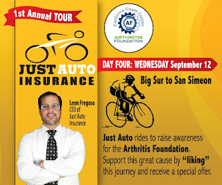California Charity Cycling Events