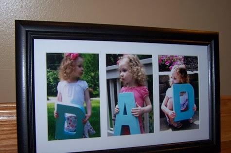Fotos para regalar el día del padre en Recicla Inventa