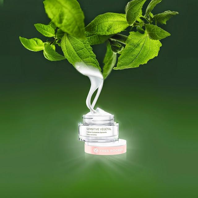 Sensitive Végétal, Yves Rocher, Pieles Sensibles, Linea para el cuidado de la piel, Beauty