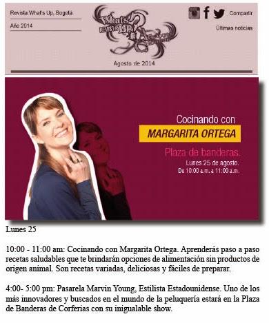 Agenda-Feria-Belleza-Salud-lunes-25-agosto-2014-margarita-ortega