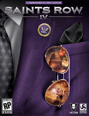 Saints Row IV: Commander In Chief Edition PC Cover