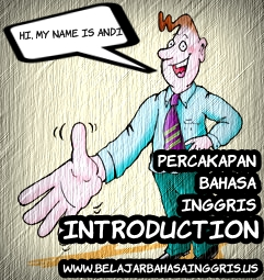 Percakapan Bahasa Inggris : Introduction | Media Belajar Bahasa