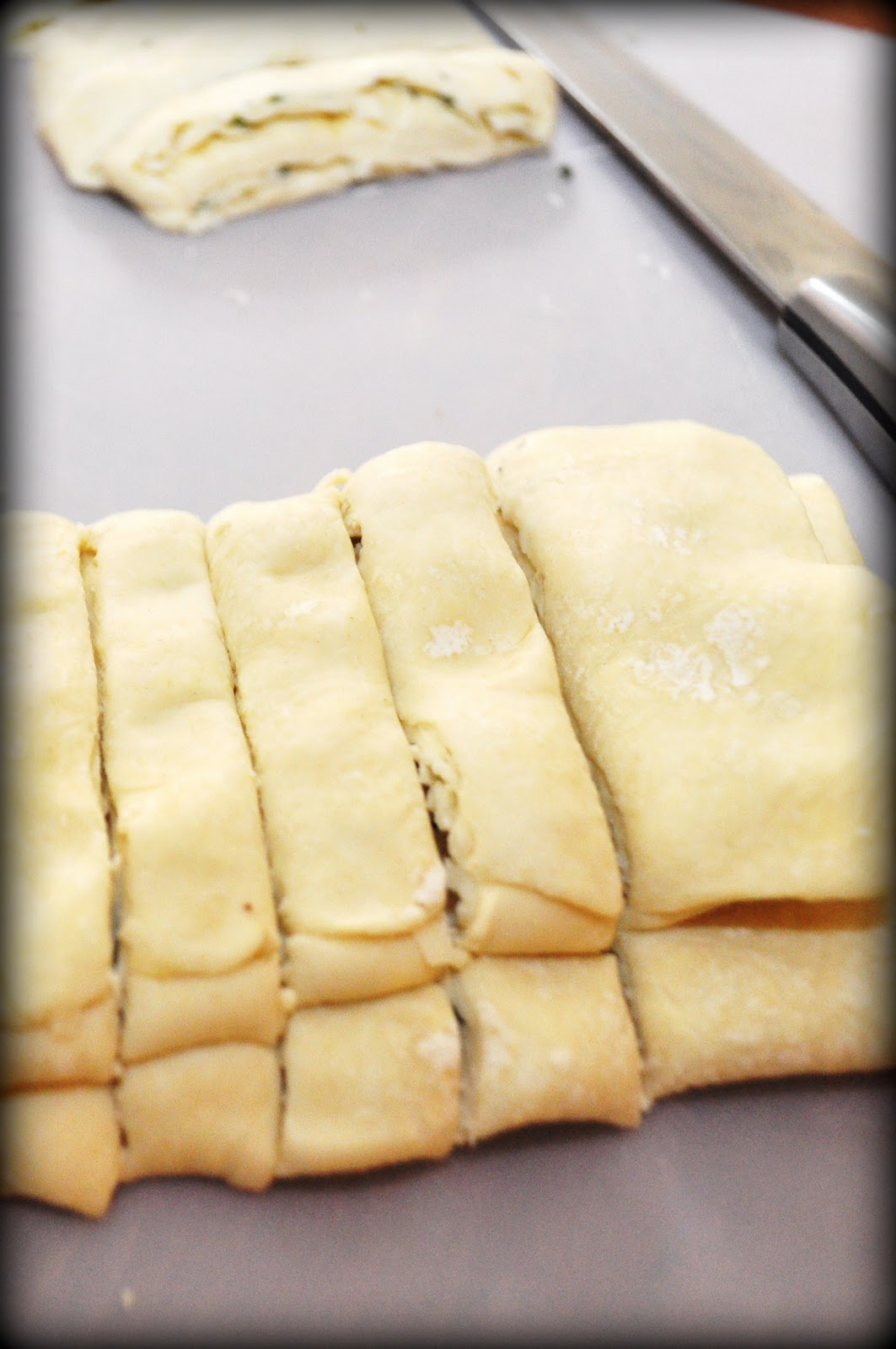 Dani Cakes: Herb and Cheese Palmiers