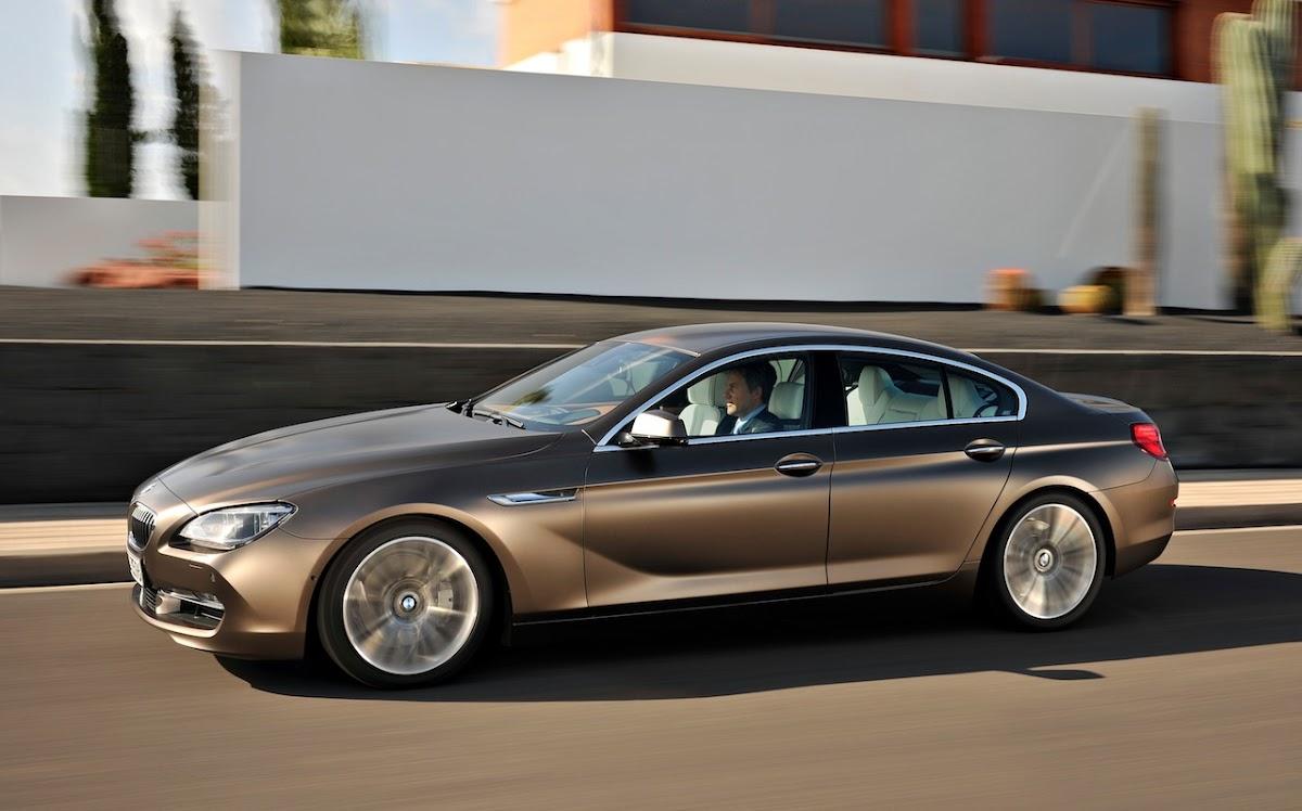 2013 BMW 640i Gran