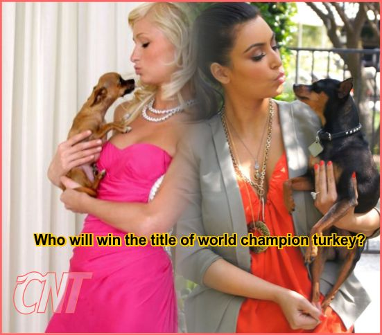 Paris Hilton vs. Kim Kardashian