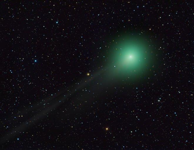 Две новые кометы к нам пожаловали | C2011 L4 (PANSTARRS) & C2012 F6 (Lemmon) | Андрей Климковский