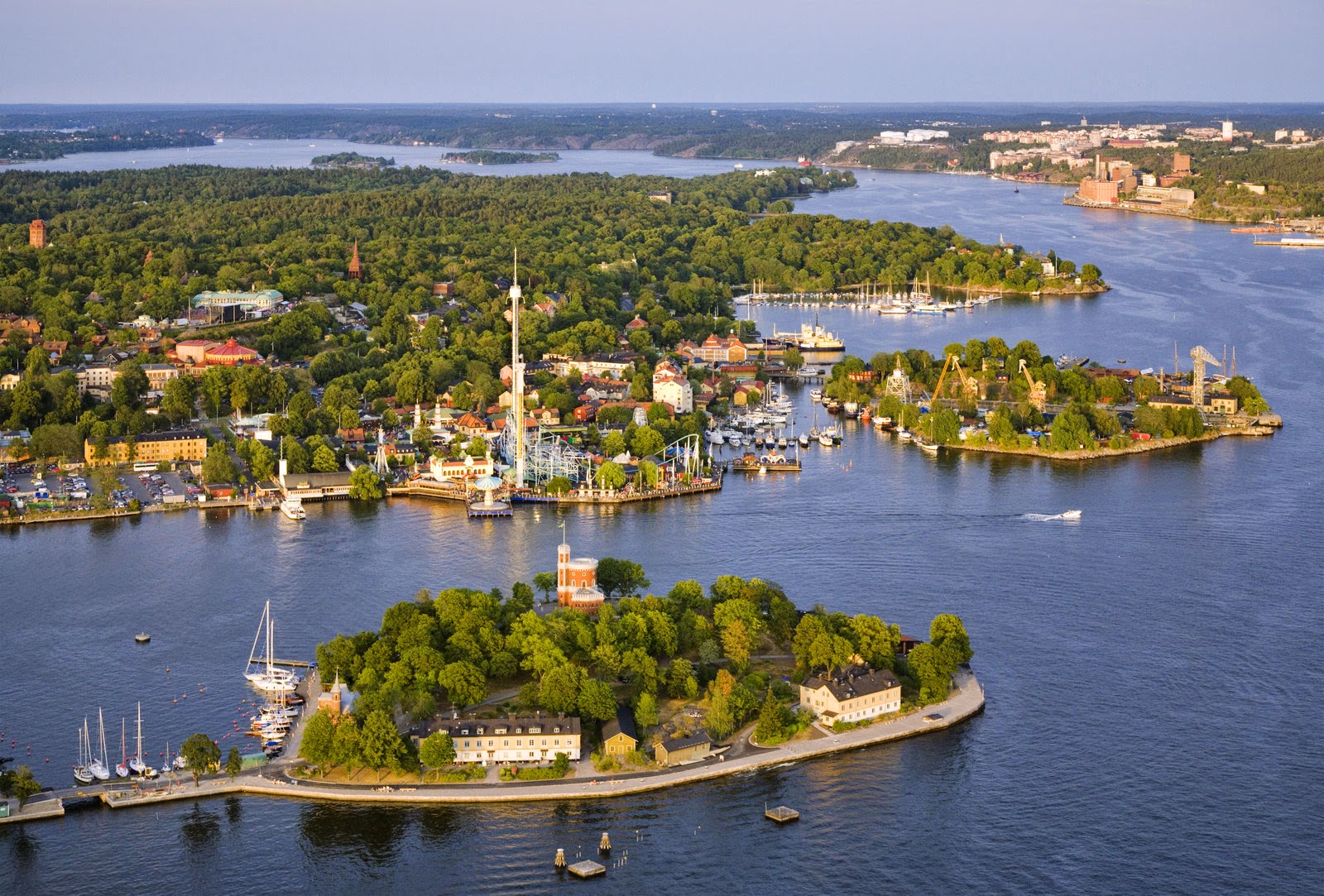 The Stockholm Tourist Festivals& Events in Stockholm Spring, Summer and Fall 2015
