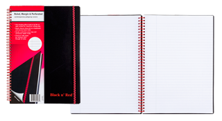 Black n' Red Notebook Review