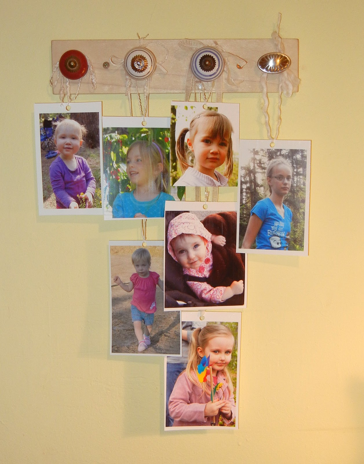 Photo Display Ideas: Displaying Photos Without Frames