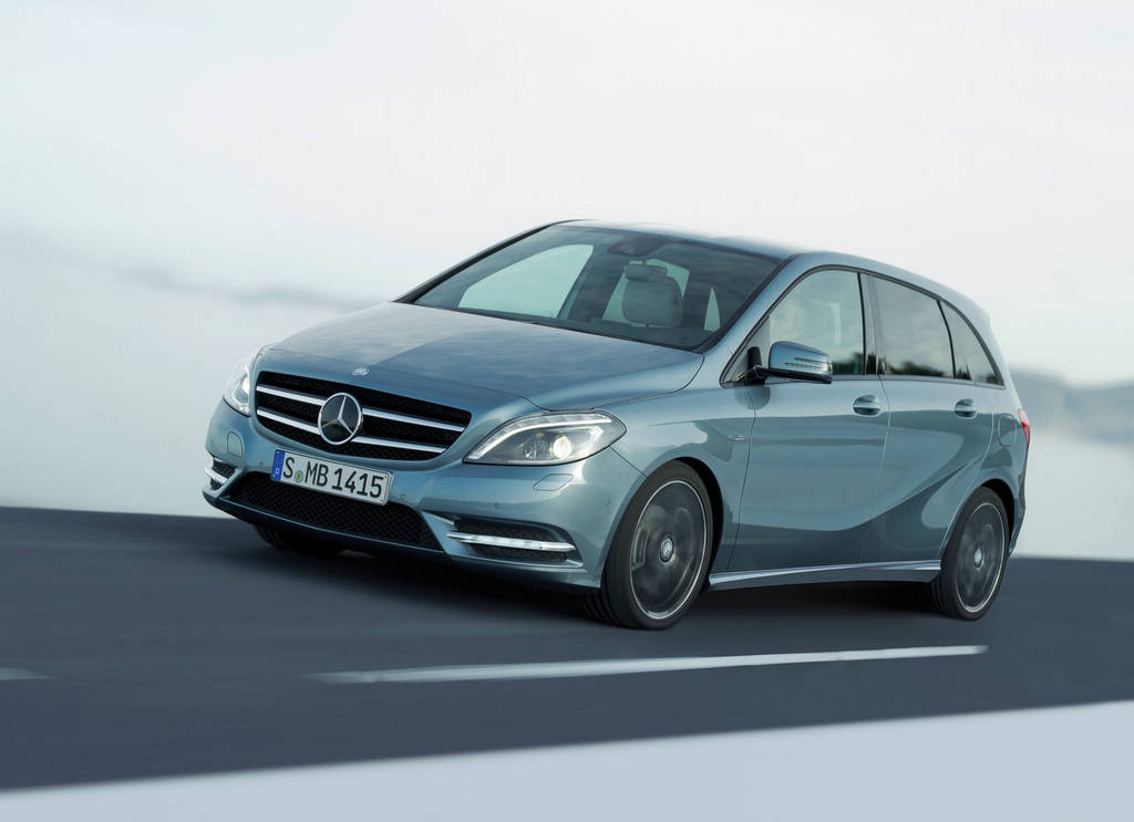 Mercedes benz b class car wallpaper 2012 for Mercedes benz bclass