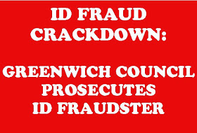 ID FRAUD CRACKDOWN: