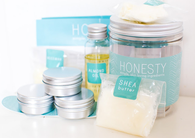 Honesty DIY lip butter kit