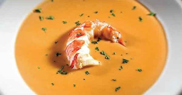 Joe's Crab Shack Copycat Recipes: Lobster Bisque