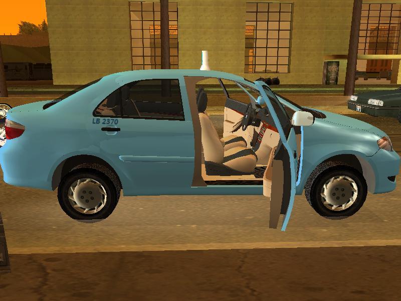 Mod Taxi Indonesia [GTA] ~ H a N z I