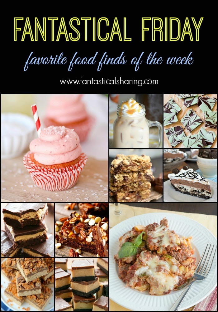 Fantastical Friday | My favorite food finds of the week #recipe #collection #collage #bloglove #roundup