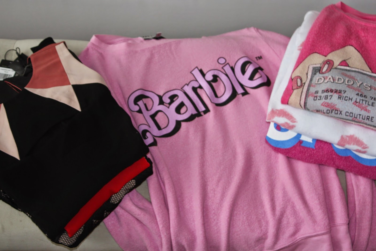 Wildfox Barbie Sweater