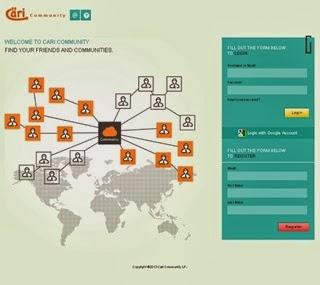 CariCommunity, Cari dan Bangun Komunitasmu disini!