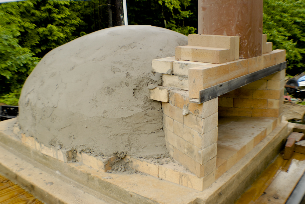 High Heat Mortar Mix : True brick ovens oven specs