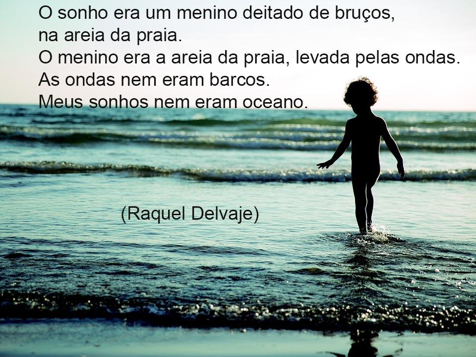 Poemas de Raquel Delvaje