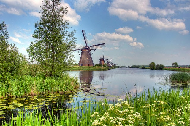 10 Of The Most Beautiful Places To Visit In The Netherlands Most Beautiful Places In The World