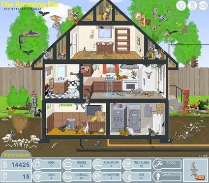 The Amazing Fix: The Veteran's House