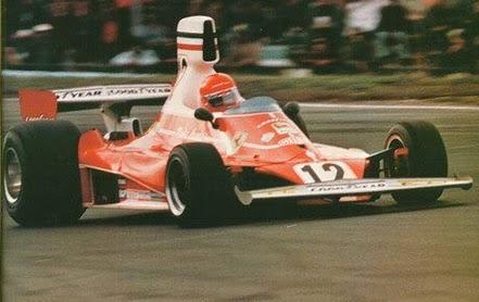 Formula 1 1975 Niki Lauda/ Ferrari