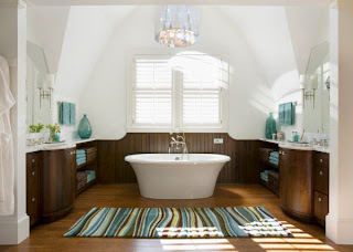 bathub+kamar+mandi+kecil+sederhana Desain kamar mandi kecil cantik untuk anak anak