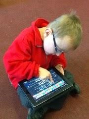 ipadを利用した授業が増えているイギリスの学校  写真:ipads in primary