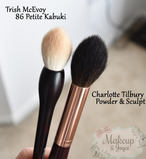 Charlotte Tilbury Powder & Sculpt Brush Review