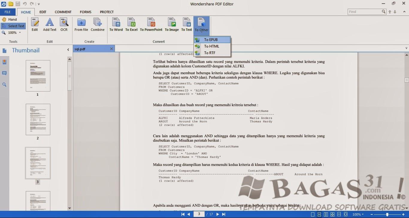 Wondershare PDF Editor 3.6 Full Keygen 3