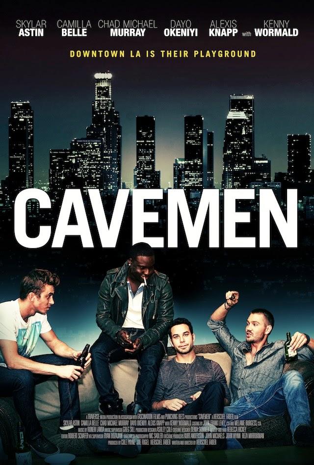 La película Cavemen