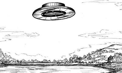 UFO in Scotland