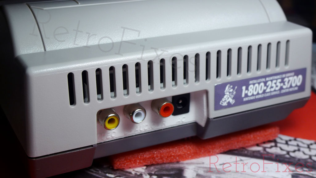 NES Composite Options 3D Printed Ports Amp More RetroFixes