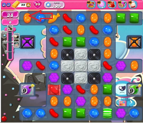 Move Candy Crush Saga