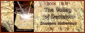 The Valley of Decision by Shannon McDermott