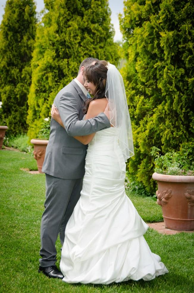 Botanic gardens wedding