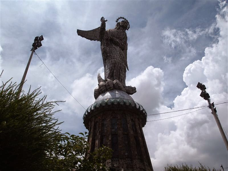 Virgen del Panecillo de Quito