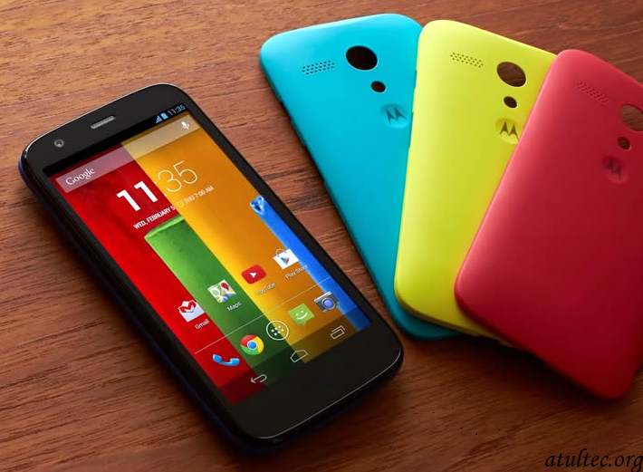 Brief REview On Latest  Google Moto G