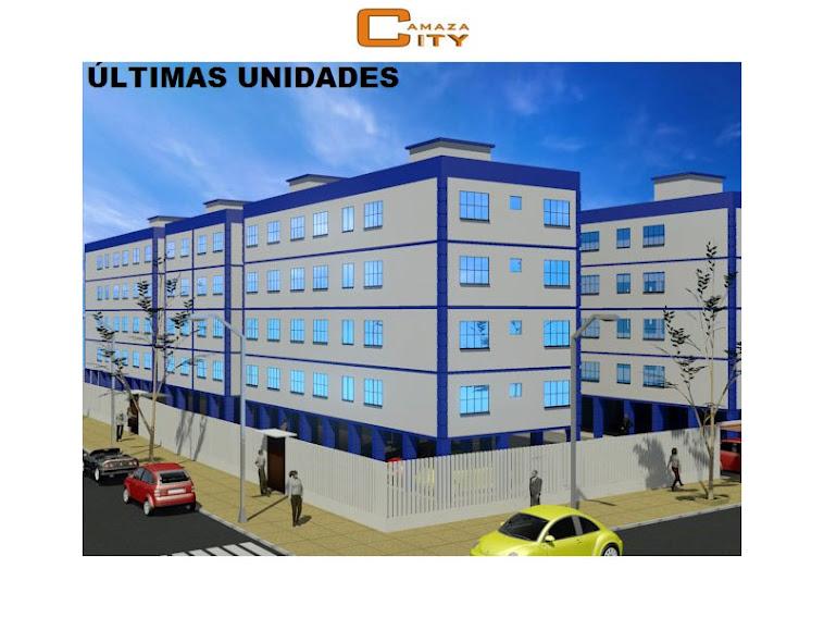 Residencial Camaza City