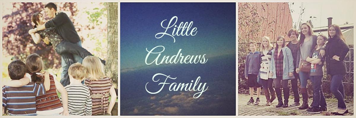 The Andrews Family Journey
